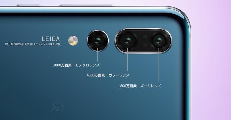 p20pro カメラ