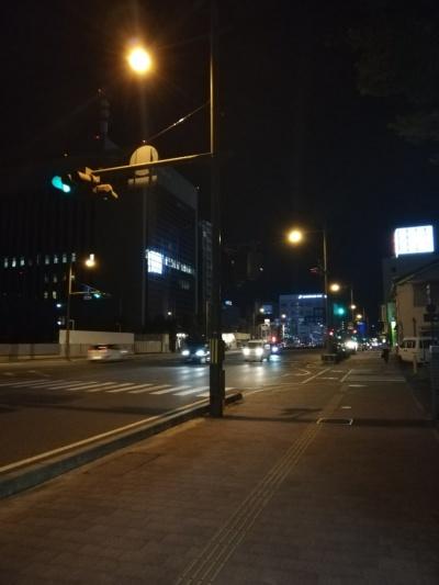 P20 lite カメラ作例(夜景)