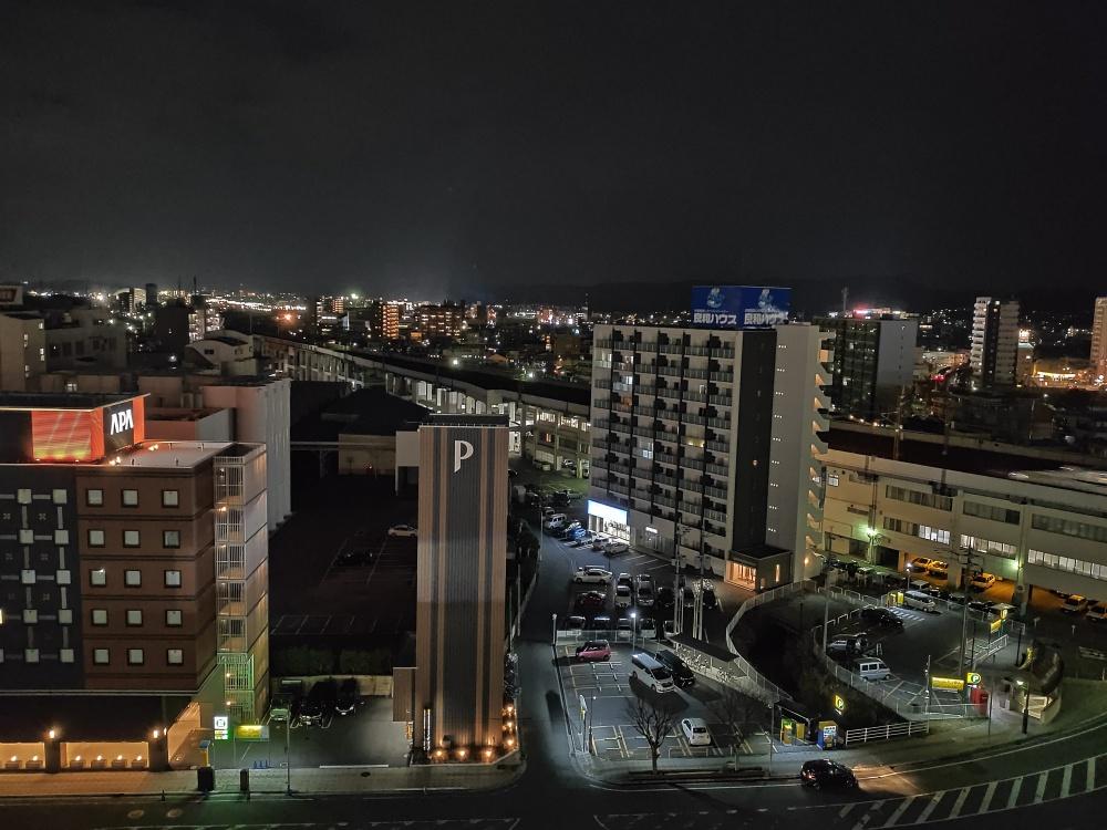 Reno A 夜景モード
