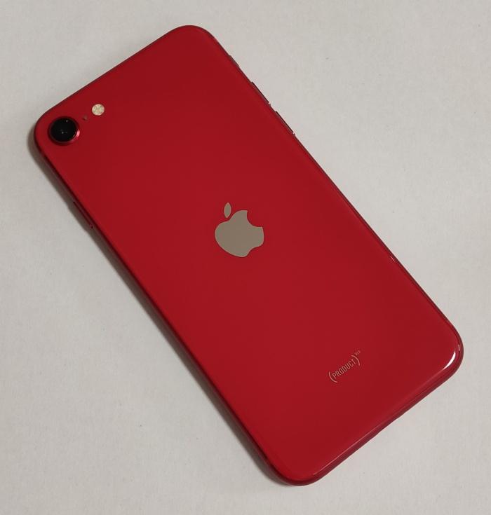 iPhone SE2 背面
