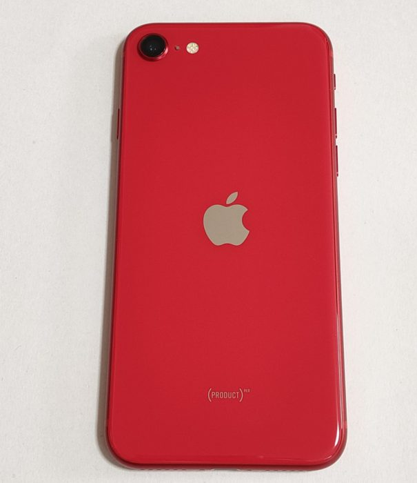 iPhone SE 背面