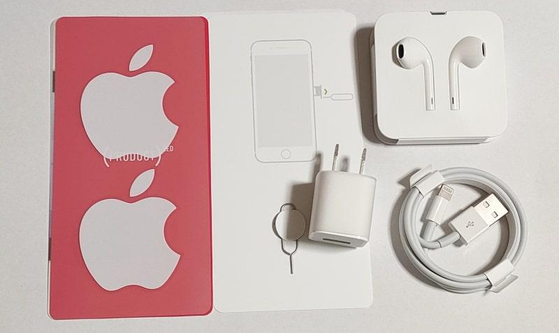 iPhone SE(第2世代) 付属品