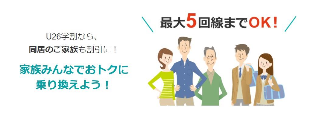 JCOMモバイル キャンペーン