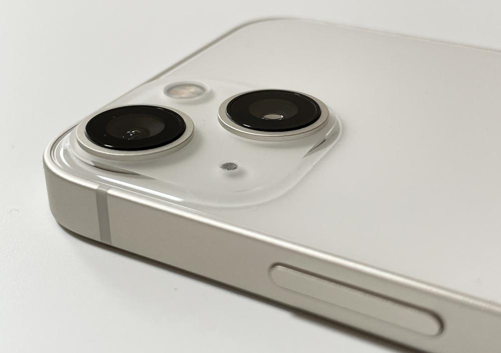 iPhone 13 mini カメラ